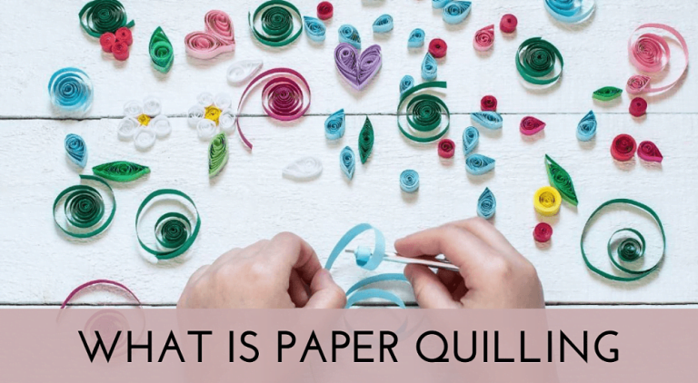 What Is Paper Quilling