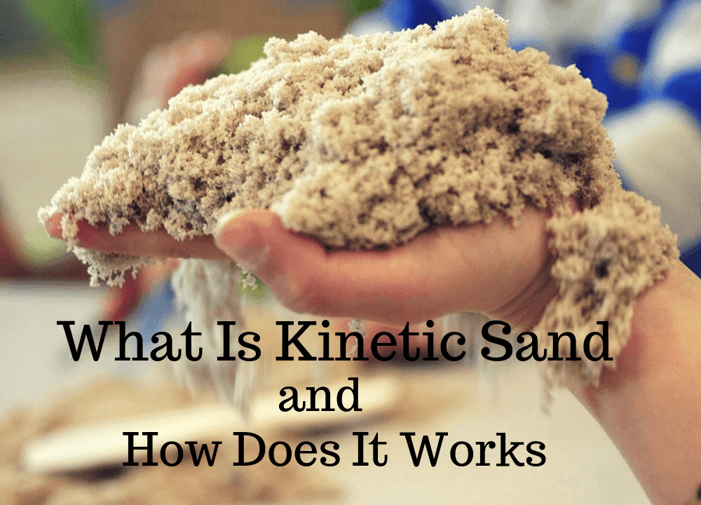 What is Kinetic Sand