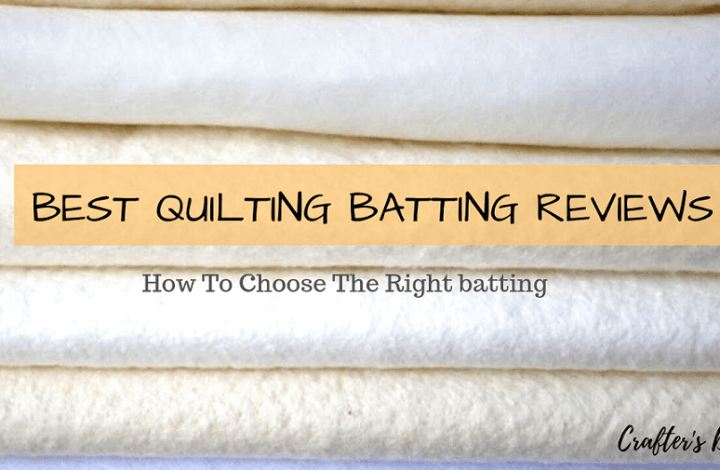 best quilting batting