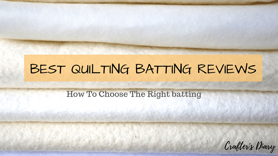 best quilting batting