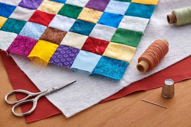 what is quilting batting