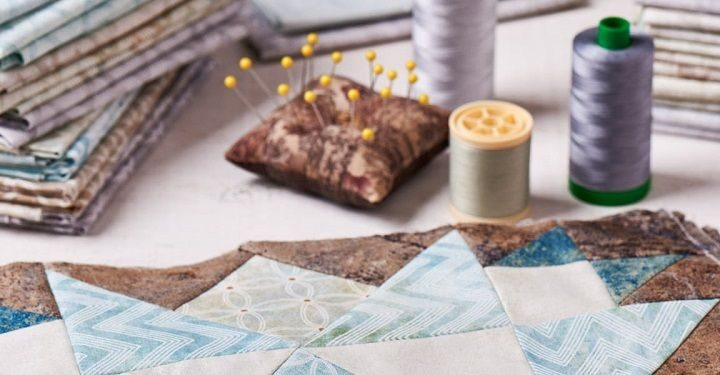 How to Piece a Quilt Backing