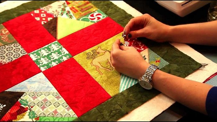 How to Piece Quilt Backing