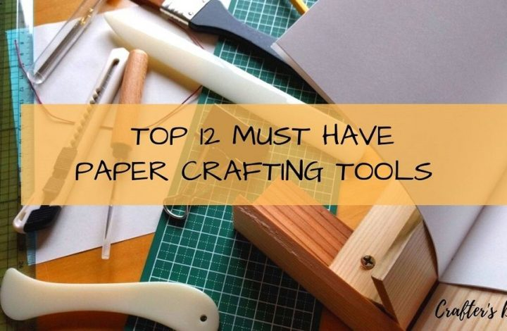 paper crafting tools