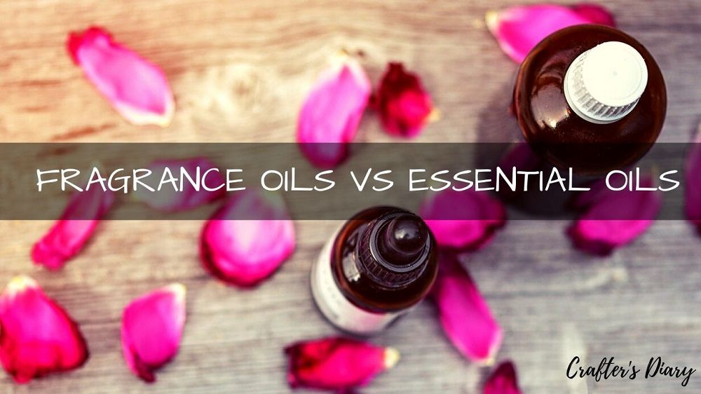 Fragrance Oils vs Essential Oils in Candles