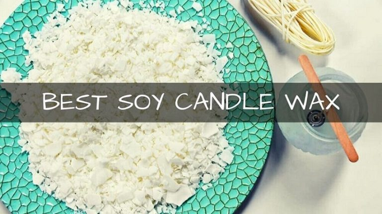 best soy candle wax