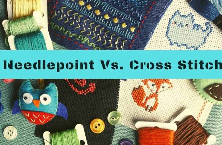 Needlepoint Vs Cross Stitch