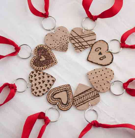 wood burning ideas for gifts