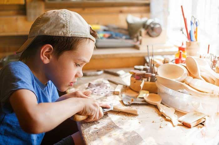 Safety Tips For Wood Whittling
