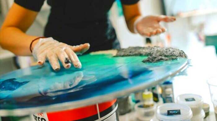 Safety Tips For Using Epoxy Resin