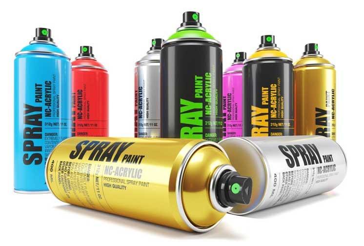 Spray Paint Brand for Graffiti