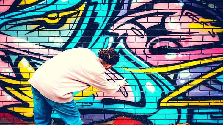 Spray Paint Tips for Graffiti