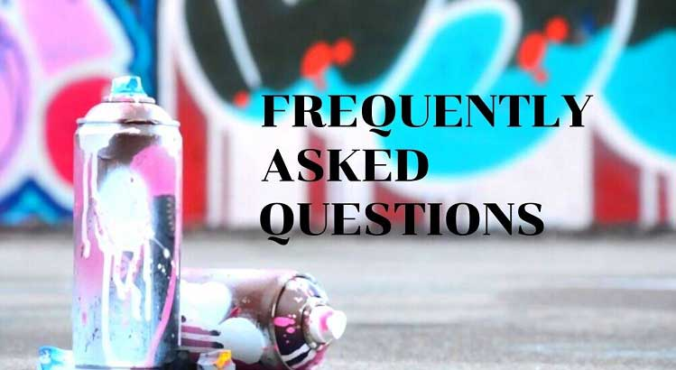 Spray paint FAQs