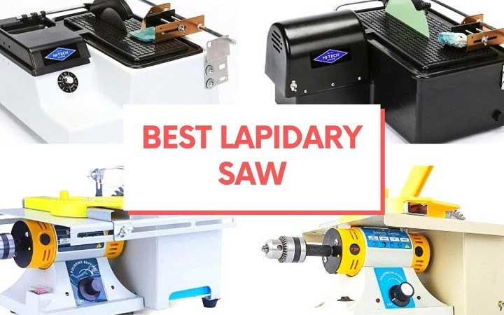 best lapidary saw