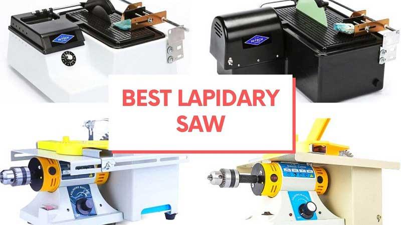 best lapidary saw