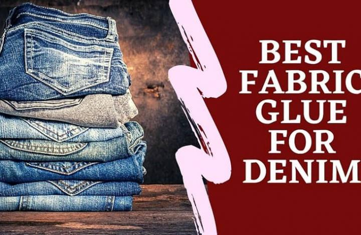 best fabric glue for denim