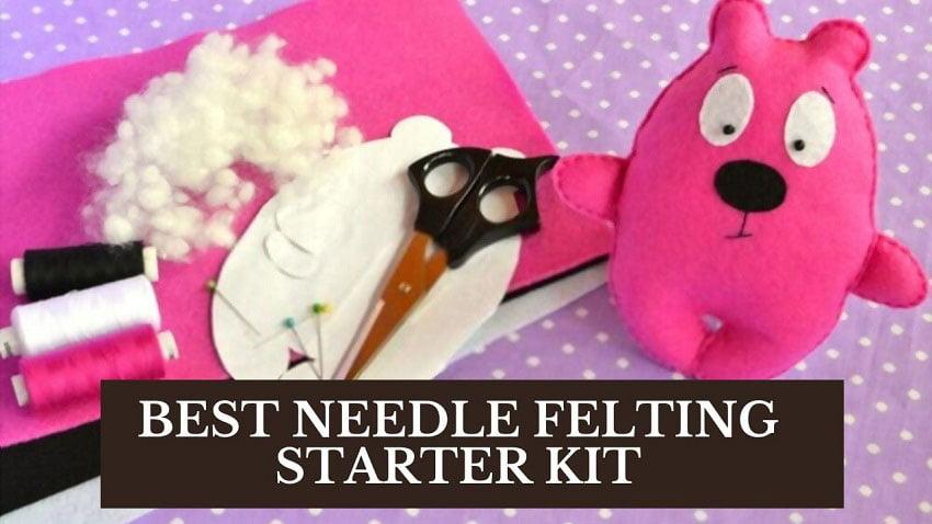Best Needle Felting Starter Kit