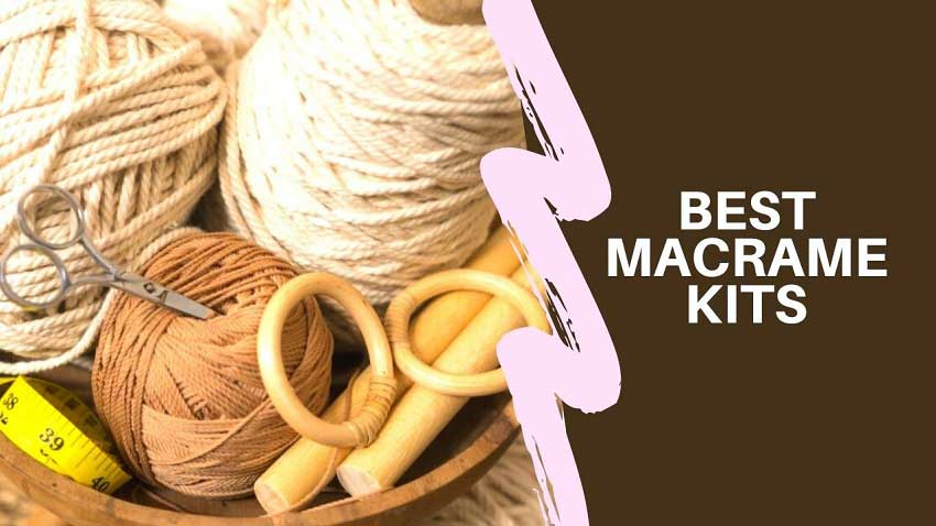 best macrame kits
