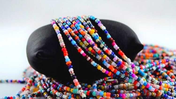 waist beads string